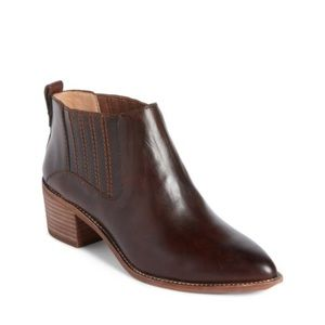 Madewell Bonham Leather Boots